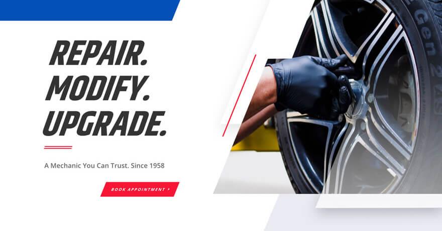 Mechanic Website